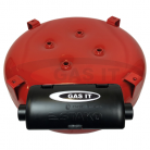 600mm X 230mm 55LTR GAS IT SPARE WHEEL SHAPED VAPOUR TANK